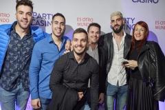 Partycasino press night 17
