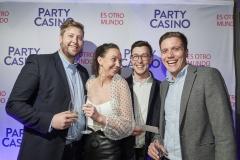 Partycasino press night 15