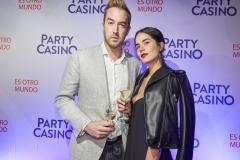 Partycasino press night 18