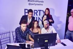 Partycasino press night 11