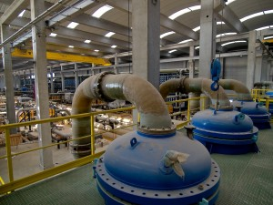 Desalination Plant, Barcelona