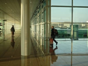 Architecture Photography: El Prat, Terminal 1