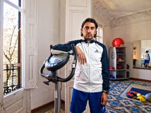 Working at Home: Daniel Benites, Personal Trainer