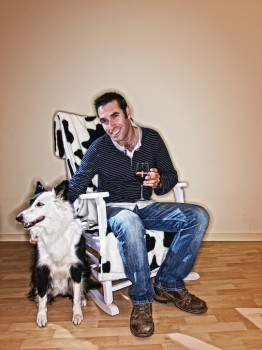 Profile Photography: Joan Calvet Merce, Wine Tester