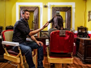 Anthony Llobet, Hair Dresser & Salon Owner