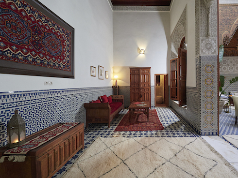 Dar Roumana, a Gem Hidden in a Labyrinth