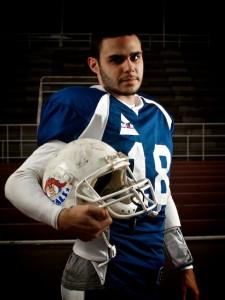 American Football Portraits