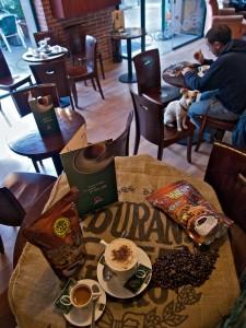 Coffee shops in BCN