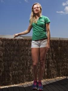 Joanna Mills Athlete