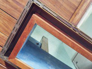 Olivetti Showroom, detail shot